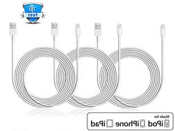 1-12 Pack Lot 10ft USB Charger Fast Strong Thick Cable Cord
