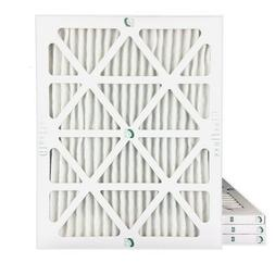 "Glasfloss 1"" MERV 10 Replacement Air Filters for Carrier, Br"