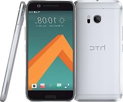 "HTC 10 Glacier Silver, 5.2"" 12MP 32GB - T-Mobile"