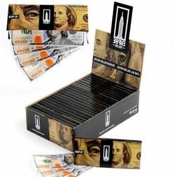 Empire $100 Dollar Bill King Size Slim - 5 PACKS - Rolling P