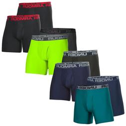 "Under Armour 1282508 UA O Series Boxer Brief 6"" Boxerjock Un"