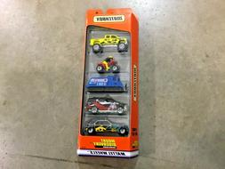 1999 Matchbox Mount Discovery 5 pack car set FREE shipping!