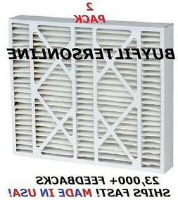 2 PACK REPL FOR LENNOX HEALTHY CLIMATE HOME FILTERS MERV 13
