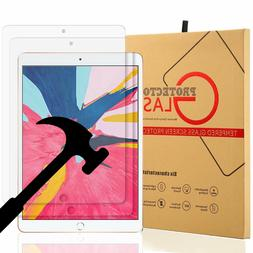 2 Pack iPad Air 10.5'' 3rd Gen Tempered Glass Screen Protect