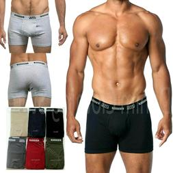 2 Pack Lot Pro Club 100% Cotton Men Underwear Boxer Briefs S