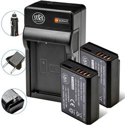2 pack lp e10 battery charger