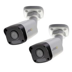 2 Pack Q-See 5MP IP HD Bullet Camera Color Night Vision​ H