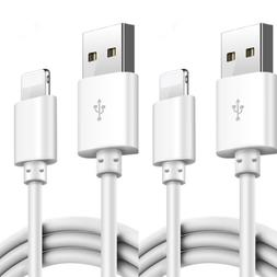2 pack usb data charging charger cables