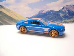2010 FORD SHELBY GT-500   2012 Hot Wheels Shelby 5-Pack    B
