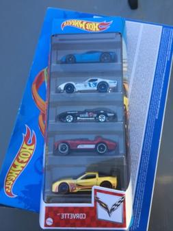2020 Hot Wheels Corvette 5 Pack