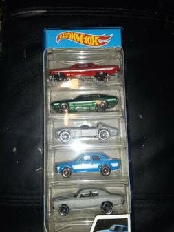 2020 Hot Wheels  Fast And Furious 5 Pack