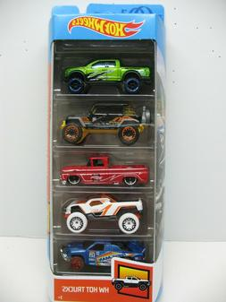 2020 Hot Wheels HW Hot Trucks 5 Pack Custom '62 Chevy '17 Ra