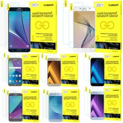 PASBUY 2Pack Glass Screen Protector for Samsung Galaxy S7 6