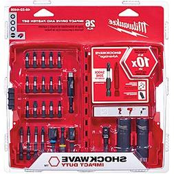 MILWAUKEE 48-32-4408 Kit with Socket 26 pc