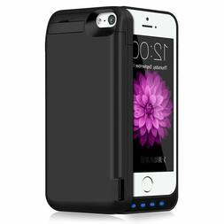 4800mAh Rechargeable Charging Battery Pack Case Cover For iP