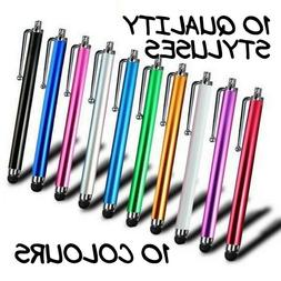 5/10Pcs Pack Touch Screen Stylus Pen For Samsung Galaxy/Kind