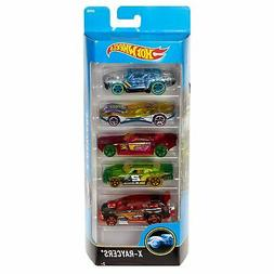 5 car gift pack 1 64 scale