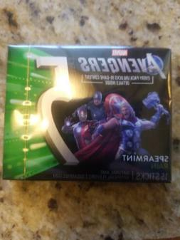 5 Gum Avengers Code Pack. 1 Code Per Pack You Need 8 To Unlo
