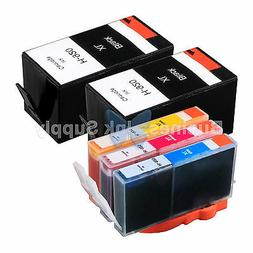 5 PACK 920XL New GENERIC 920 Ink for HP Officejet 6000  6500