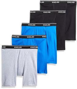 5-Pack Boxer Brief Gildan Platinum Men's USA NO TAX & FREE 2