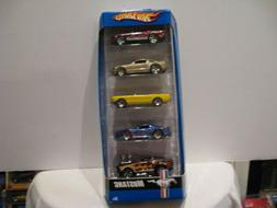 HOT WHEELS 5 PACK MUSTANG