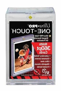 Ultra Pro One Touch Magnetic Trading Card Holders 360pt FAT