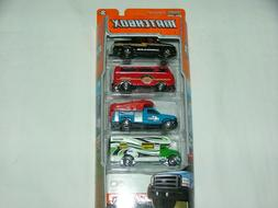 MATCHBOX 5 PACK Outdoor Adventure w/ HTF VW Camper
