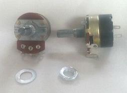 5 pack potentiometer 24mm b1m w 5a