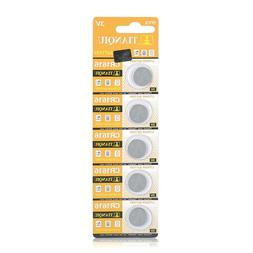 5Pcs/Pack CR1616 3V 1616 Batteries Coin Button Cell Battery