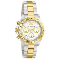 Invicta Men's 9212 Speedway Analog Japanese Quartz Chronogra