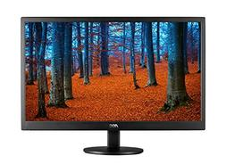 AOC e970swn 18.5-Inch LED-Lit Monitor, 1366 x768 Resolution,