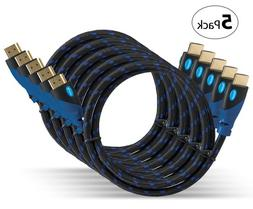 Aurum Ultra Series - High Speed HDMI Cable with Ethernet - 5
