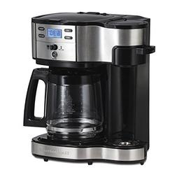 Hamilton Beach  Single Serve Coffee Maker and Coffee Pot Mak