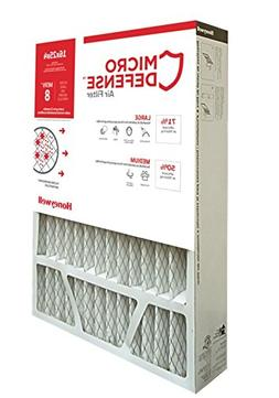 Honeywell Home 4-Inch High Efficiency Air Cleaner Filter, ME
