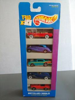 Hot Wheels - Classic Collection Gift Pack - 5 Car Set