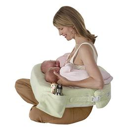 My Brest Friend Supportive Nursing Pillow For Twins 0-12 Mon
