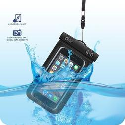 Waterproof Pouch Bag for iPhone 8/X/7/6/5 Samsung Galaxy S9/