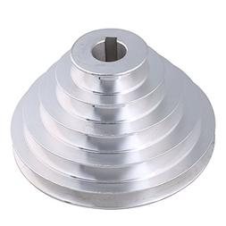 CNBTR A Type V-Shaped Pagoda Pulley 5 Step Pulley Belt 24mm