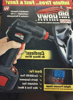 Air Hawk Pro Automatic Cordless Tire Inflator - As Seen On T
