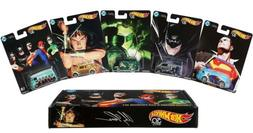 Hot Wheels Alex Ross Limited Edition Collector 5 Pack