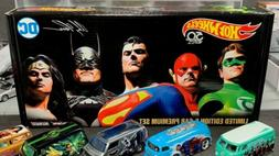 Hot Wheels Amazon Exclusive Alex Ross Limited Edition Collec