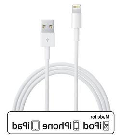 6ft Apple Certified MFI Lightning Sync Charger Cable iPad Mi