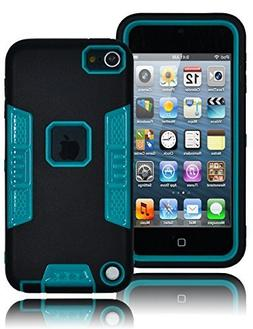 For Apple iPod Touch 5, Bastex Heavy Duty Robotic Design Hyb