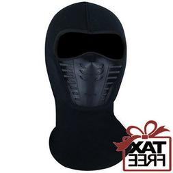 Balaclava Face Mask Winter Fleece Windproof Ski Mask Hat Cap