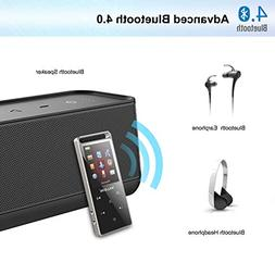 Valoin Bluetooth 4.0 MP3 Player,2019 Upgraded Version 8G Met