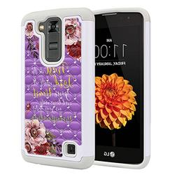 FINCIBO Case Compatible with LG K7 Tribute 5 LS675 MS330/ M1