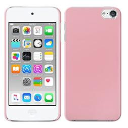 FINCIBO Case Compatible with Apple iPod Touch 5 6, Back Cove