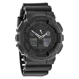 Casio G-Shock Classic Series Analog-Digital Black Dial Men's