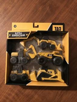CAT Caterpillar Little Machines 5 Pack Trucks  Construction