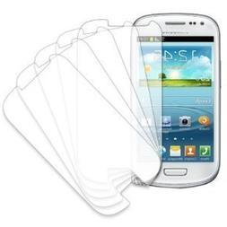 5 Pack of Clear Screen Protectors for Samsung Galaxy S III S